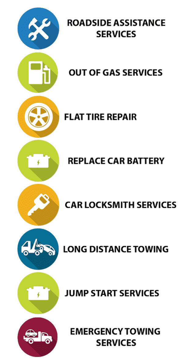 towing Houston services