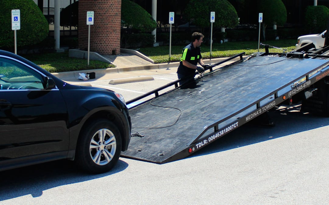 How To Choose a Towing Company In Houston