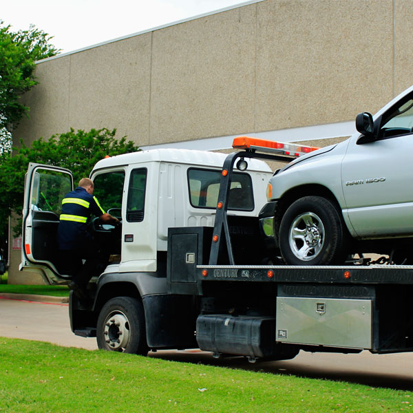 Houston towing services
